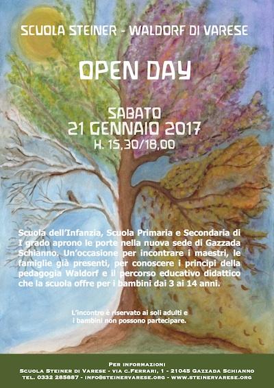 OPEN DAY 21 GENNAIO 2017_A4
